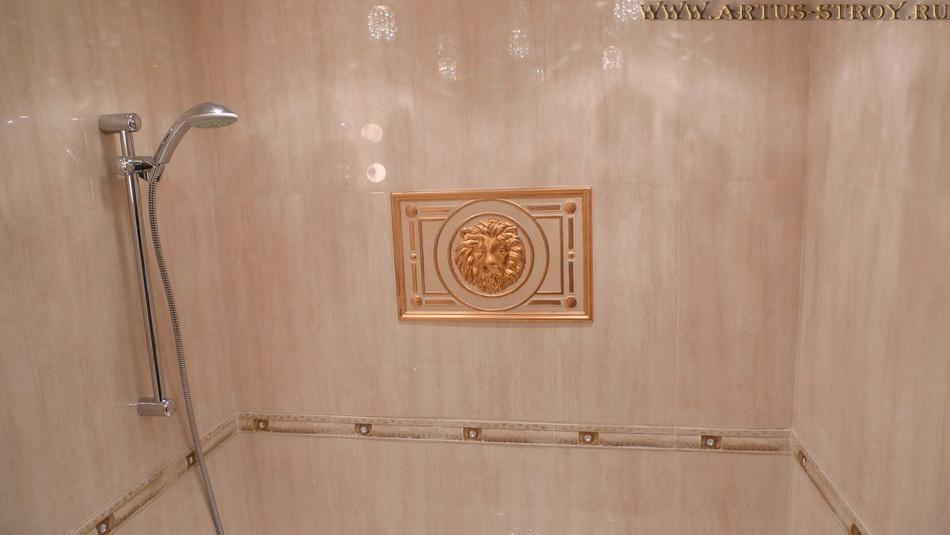 Реконструкция ванной комнаты